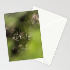 through the jungle Stationery Cards