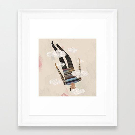 Suicide Framed Art Print
