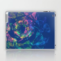 Glowing Flower Laptop & iPad Skin