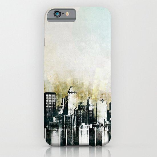 Music of The City iPhone & iPod Case