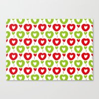 Love Apple Kaur Canvas Print