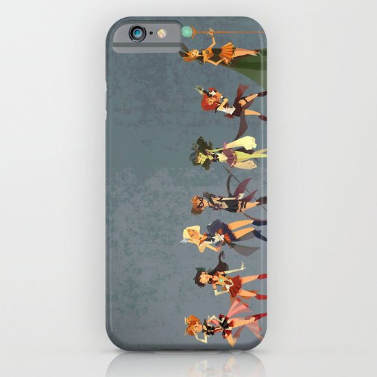 Sailors Assemble! iPhone & iPod Case