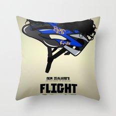 Flight of the Conchords - Hair Helmet Throw Pillow