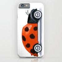 Lady Beetle iPhone 6 Slim Case