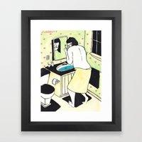 In Home (3) Framed Art Print