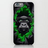 Shy Green Eyes iPhone 6 Slim Case