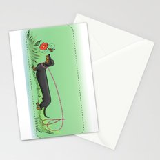 Teckel Stationery Cards