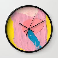 Tiny Nine  Wall Clock
