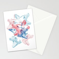 Wild Dogs Stationery Cards