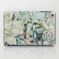 Primrose Green iPad Case