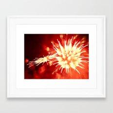 Efflorescence 3 Framed Art Print