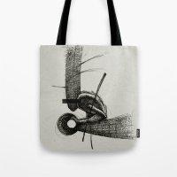 Pilgrim I. Tote Bag
