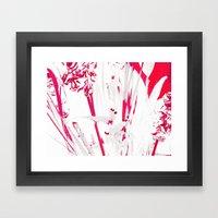 Calor Framed Art Print