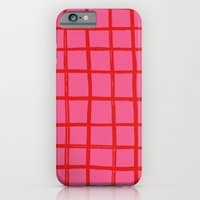 Warm Grid iPhone 6 Slim Case
