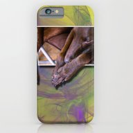 It's A Dog's Life iPhone 6 Slim Case