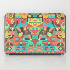 Schema 10 iPad Case