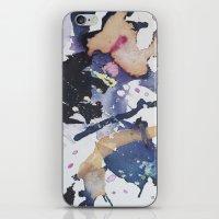 #1 Blue iPhone & iPod Skin