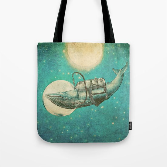 The Journey (Colour Option) Tote Bag