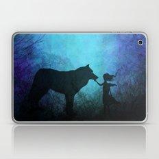 Wolf Whisperer Laptop & iPad Skin
