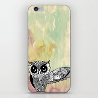 Marcel iPhone & iPod Skin