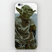 There Is No Try. iPhone & iPod Skin