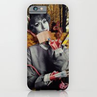iPhone & iPod Case featuring The Fall | Collage by Lucid House