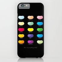iPhone & iPod Case featuring Every emotion beans by Emma Harckham
