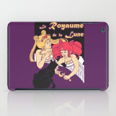 Royaume de la Lune Nouveau iPad Case