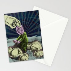 Lost in your mind Stationery Cards