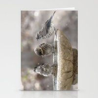 Bath Times Three Stationery Cards