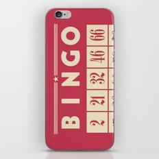 Bingo! iPhone & iPod Skin
