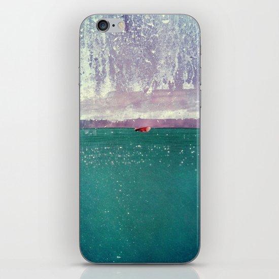 acqua iPhone & iPod Skin