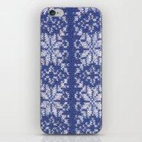 Fair Isle iPhone & iPod Skin