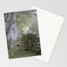 The magic between Stationery Cards