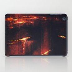Red I iPad Case