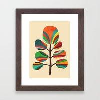 Exotica Framed Art Print