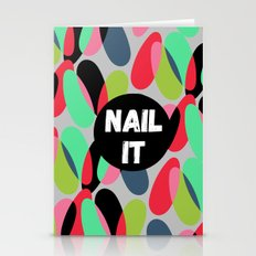 Nail It Stationery Cards