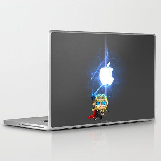 Thor....Nano Laptop & iPad Skin