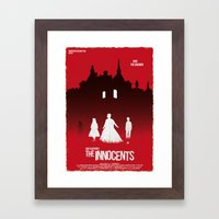 The Innocents (Red Colle… Framed Art Print