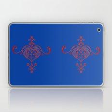 Voodoo Symbol Erzulie Laptop & iPad Skin