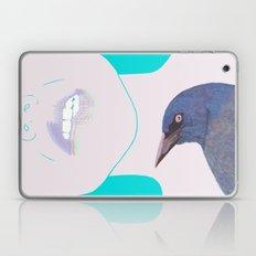 Neon Pecking Pain Laptop & iPad Skin