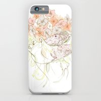 There's a Feeling In My Chest That Wants to Glide Like Leaves, and Set Like Fires 1/2 iPhone 6 Slim Case
