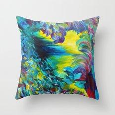 FLIGHT ON TAP - Whimsica… Throw Pillow