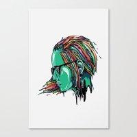 Colorvision Canvas Print