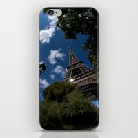 Eiffel Tower - Paris iPhone & iPod Skin