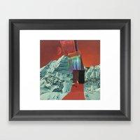 Timechild Framed Art Print