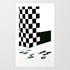 Nothing but Real Art Print