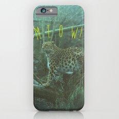 MEOW! Slim Case iPhone 6s