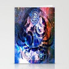 Astrology Cancer Sign Stationery Cards