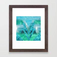 IVOR IV Framed Art Print